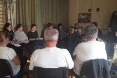 Esetmegbeszélés klub/foglalkozás