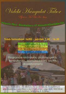 Vidéki hangulat tábor II. turnus @ KoBeKo Művelődési központ
